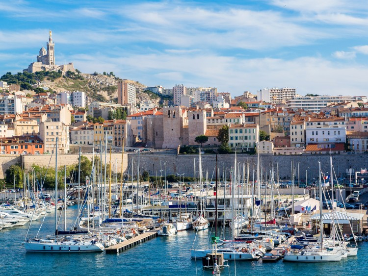 Escapade à  Marseille pour la sortie d'automnale de l'ADEPAPE VAR